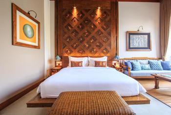 Tejaprana Bisma Bali - Pool Villa Terrace View BASIC