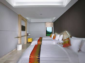 D'MAX Hotel & Convention Lombok - Family Room Regular Plan