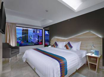D'MAX Hotel & Convention Lombok - Suite Room Free Airport Shuttle Regular Plan