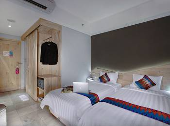 D'MAX Hotel & Convention Lombok - Superior Room Promo 10%