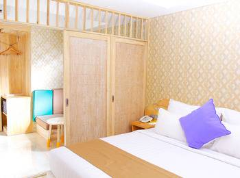 D'MAX Hotel & Convention Lombok - Executive Room Free Airport Shuttle Regular Plan