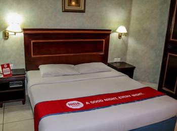 NIDA Rooms Manga Raja 84 Medan Kota - Double Room Double Occupancy Special Promo