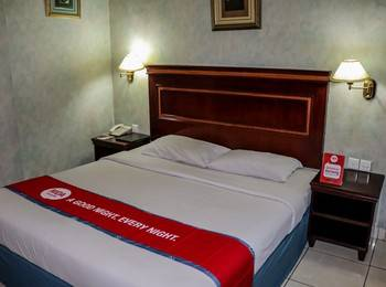 NIDA Rooms Manga Raja 84 Medan Kota - Double Room Single Occupancy Special Promo