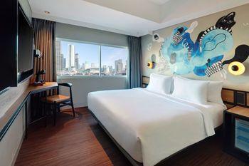 Swiss-Belinn Wahid Hasyim Jakarta - Deluxe King Room Only Long Stay Promotion copy