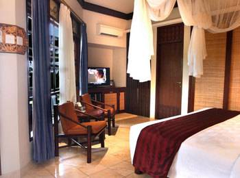 Rama Candidasa Resort & Spa Bali - Deluxe Cottage Ocean View  Special Offer 58%