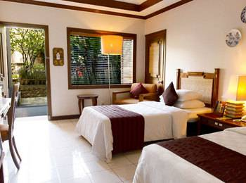 Rama Candidasa Resort & Spa Bali - Superior Garden  Special Offer 58%