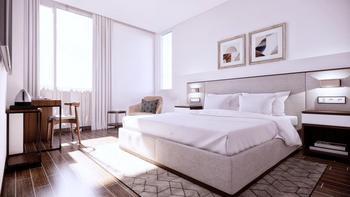 Grand Zuri Ketapang Ketapang - Deluxe Double Room Regular Plan