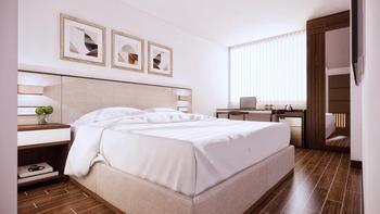 Grand Zuri Ketapang Ketapang - Superior Double Room Regular Plan