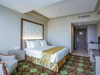 Selyca Mulia Hotel and Shopping Center Samarinda - Deluxe Double Room Only Regular Plan