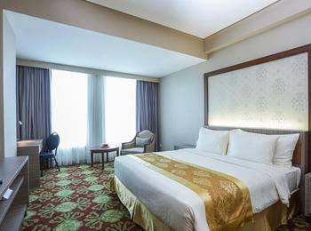 Selyca Mulia Hotel Convention & Shopping Center Samarinda - Deluxe Double Room Regular Plan