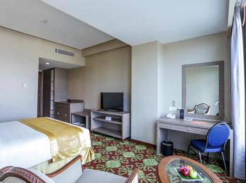 Selyca Mulia Hotel and Shopping Center Samarinda - Deluxe Double Room Regular Plan