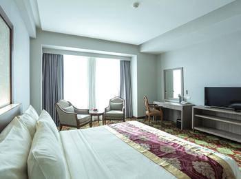 Selyca Mulia Hotel and Shopping Center Samarinda - Deluxe Suite Room Regular Plan