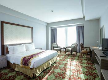 Selyca Mulia Hotel and Shopping Center Samarinda - Deluxe Suite Room Regular Plan