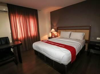NIDA Rooms Lapangan Medan Petisah Medan - Double Room Single Occupancy Special Promo