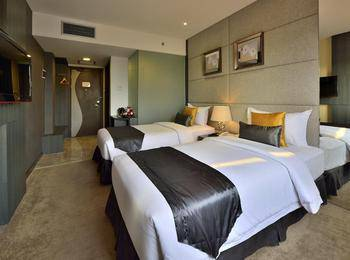 Serela Merdeka Bandung - Superior Twin Room Breakfast November Best Deal