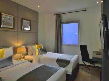 Serela Merdeka Bandung - Superior Twin Room Only Basic Deal