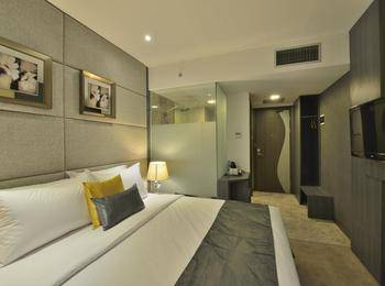 Serela Merdeka by KAGUM Hotels Bandung - Superior King Room Only KAGUM Hotels Safe Stay Deals - 42%