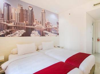 The Win Hotel Surabaya - Kamar Superior Twin Termasuk Sarapan Winner Deal