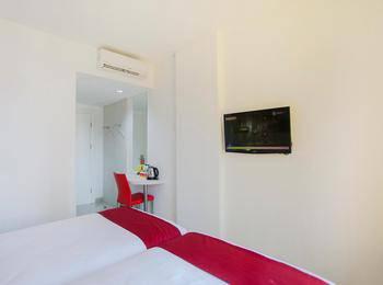 The Win Hotel Surabaya - Superior Twin Room Only Winner Deal