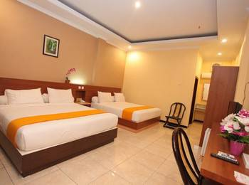Hotel New Merdeka Pati - Executive Double Double Bed Regular Plan