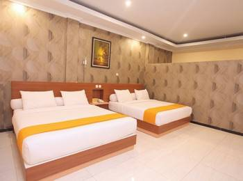 Hotel New Merdeka Pati - Suite Double - Double Bed Regular Plan