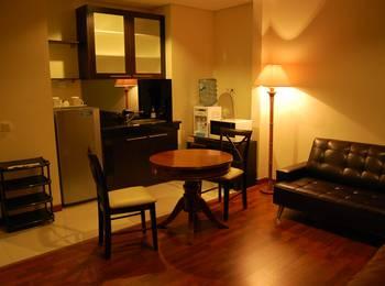 Kyriad Pejaten Suites Jakarta - Superior Room Regular Plan