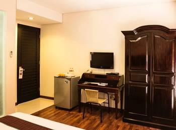 Kyriad Pejaten Suites Jakarta - Deluxe Room Regular Plan