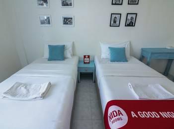 NIDA Rooms Bali Denpasar Serangan Bintang Bali - Double Room Double Occupancy NIDA Fantastic Promo