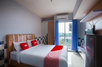 OYO 2582 Apartemen Serpong Green View Tangerang Selatan - Deluxe Double Room OYO Gajian