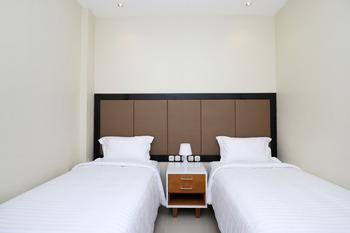 Sky Hotel Ancol Jakarta Jakarta - Standard Twin Room Only Regular Plan