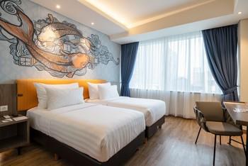 Luminor Hotel Kota Jakarta - Deluxe Room Regular Plan