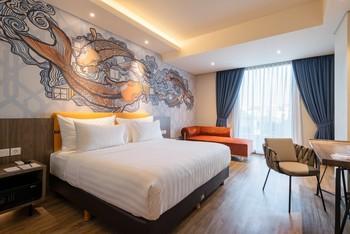 Luminor Hotel Kota Jakarta - Junior Suite Room Only Regular Plan