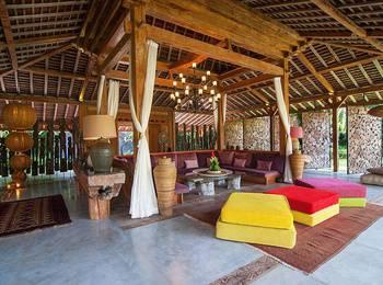 Bali Ethnic Villa Bali - Kalua Three-Bedroom Villa Regular Plan
