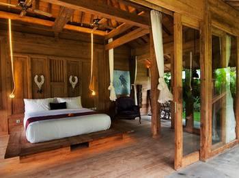 Blue Karma Villas Umalas Bali - Ka Five-Bedroom Villa Regular Plan