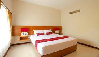 Kuta Suci Beach Hotel Bali - Deluxe Double Room Only Minimum Stay 3 Night