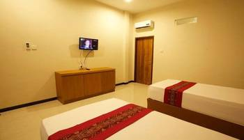 Kuta Suci Beach Hotel Bali - Standard Twin Room Only Daily Great deal