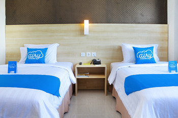 Airy MT Haryono 55 Balikpapan - Superior Twin Room Only Special Promo Oct 45