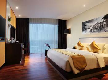 The 1O1 Malang OJ - Deluxe Queen Room Only Non Refund Last Minute Promotion
