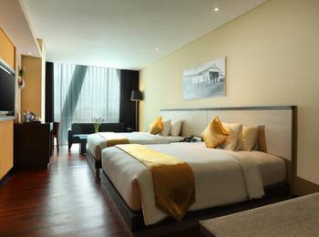 The 1O1 Malang OJ - Deluxe Twin Room Only  Non Refund Regular Plan