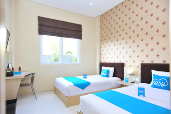 Airy Mataram Harimau 26 Lombok - Superior Twin Room with Breakfast Special Promo Apr 28