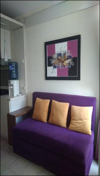 Apartment Bandung Cimahi Orange Bandung - 1 Bedroom Exclusive Only Regular Plan