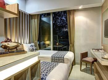 Sampit Residence Jakarta - Superior Twin Room Only Regular Plan