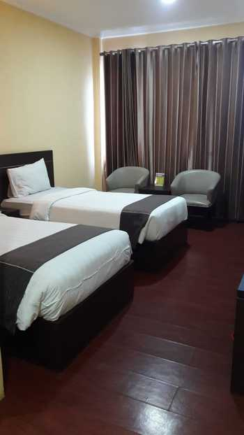 Hotel Grand Talent Jayapura - Executive Double/Twin Room Regular Plan