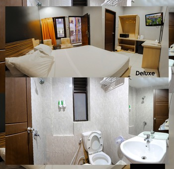 Sun In Pangandaran Hotel Pangandaran - Deluxe Double Bed Room Only 15% - Last Minute - 4 - 17 May 2021