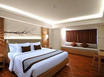 FOX HARRIS Hotel Jimbaran Beach Bali - Deluxe Shower Room Only Regular Plan