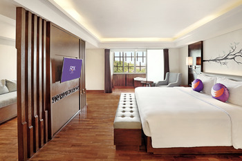 FOX Jimbaran Beach Bali - Junior Suite Room Only Regular Plan
