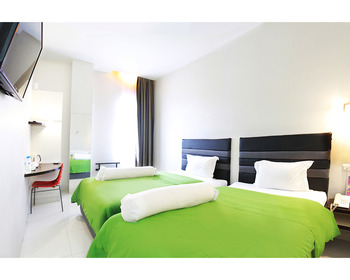 Emerald Hotel Ternate Ternate - Superior Twin DISCOUNT KHUSUS