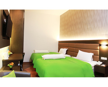 Emerald Hotel Ternate Ternate -  Deluxe Twin DISCOUNT KHUSUS