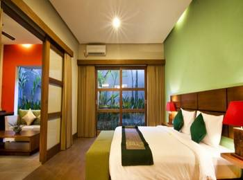 The Green Zhurga Bali - Deluxe Suite Room With Breakfast Last Minute