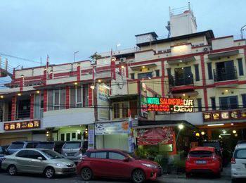 Geger Kalong Hotel Salon Fora
